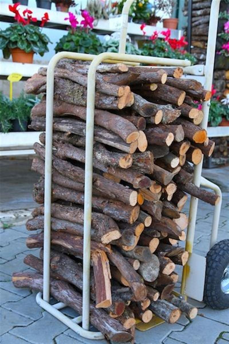 Carrello portalegna 902 legna da ardere vendita for Carrello portalegna da arredamento