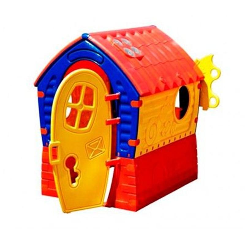 Casetta Per Giardino Plastica.Casetta Per Bambini Da Giardino In Plastica Lilliput