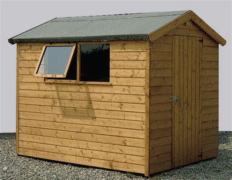 Casetta in legno mod apex misura 3 casa giardino for Casette legno obi