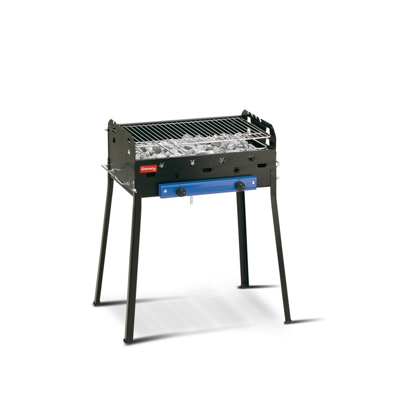 Barbecue Roccia Gas Eco
