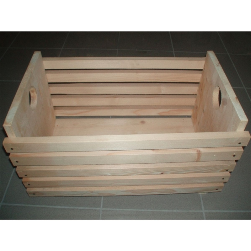 Cassetta in legno 5724208 caminetti vendita online - Cassetta portalegna ...