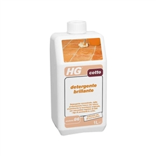 HG Detergente Brillante per Cotto