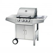 Barbecue a Gas Top Inox