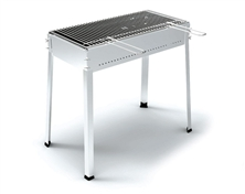 Barbecue Flower Inox