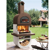 barbecue DIVA FORNO