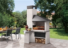 Barbecue in cemento Up senza portalegna